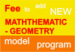 Programing cost of new geo-math model for SM4 according to your drawing-plan-sketch