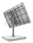 Heliostat without mirror 25m2 model SM44M3HEL25M