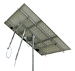 Solar Tracker 2-axis ST44M2V3P w backstr. for 3 pan. 0.9kWp, without main pole and ground screws.
