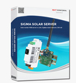 Sigma ZigBee Solar Tracker Server (Sigma Solar Server works in connection with Solar Positioner Nano-ZigBee!!!)