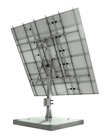 Solar Tracker 2-axis ST44M3V15P w backstr. for 15 pan. / 0153 / ST44M3V15P, without concrete block.