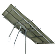 Solar Tracker 2-axis ST44M2V4P w backstr. for 4 pan. / 0103 / ST44M2V4P, without main pole and ground screws