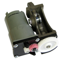 Main drive unit with wormgear and gearmotor (complete drive unit) SM3 with Alu. base holder / 383106390314 / POGSKL6PANP