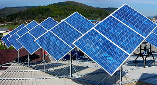 Solar Power Plant Gt Solar Tracker Amp Sun Tracker Amp Actuator